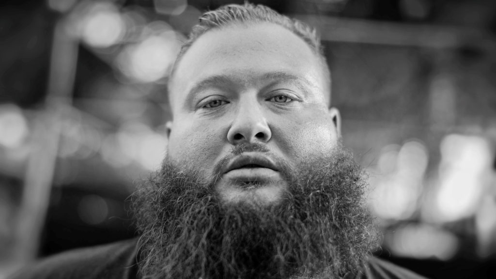 The man, Action Bronson.