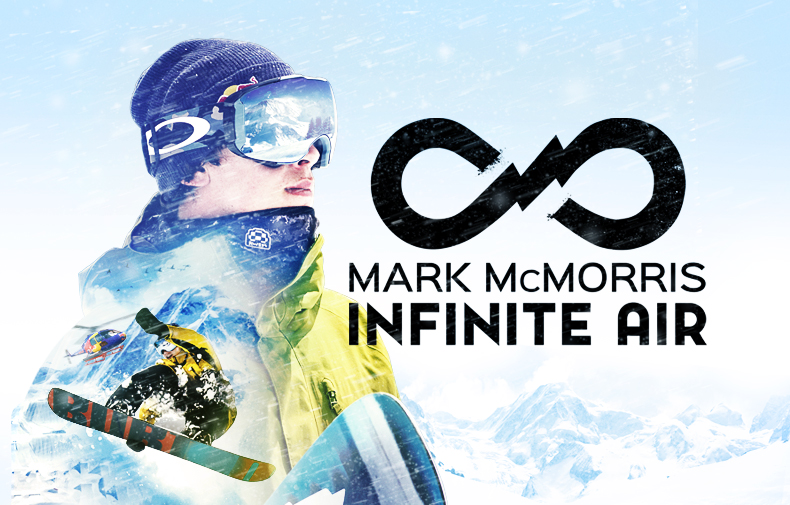 Mark McMorris Infinite Air - Key Art